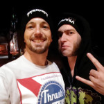 Corey and Battlecross bassist Don